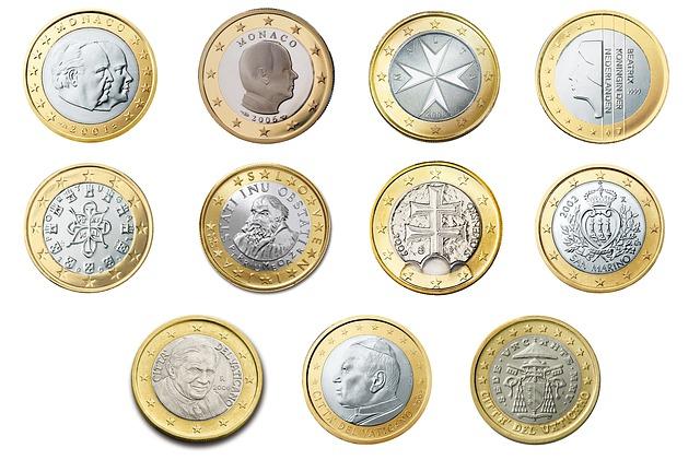 měna evropy