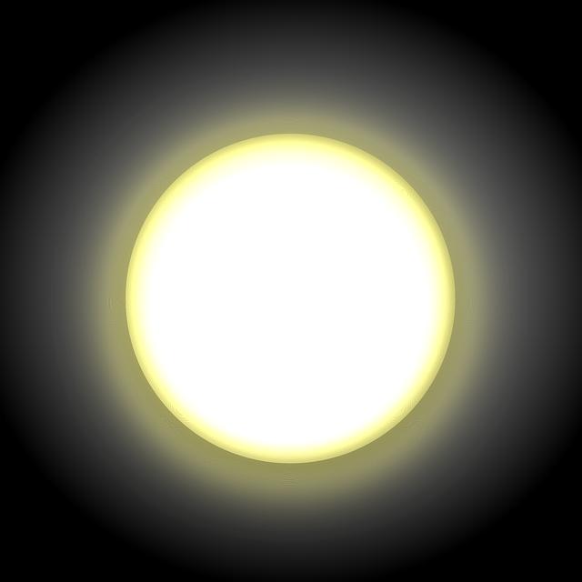 kulaté světlo