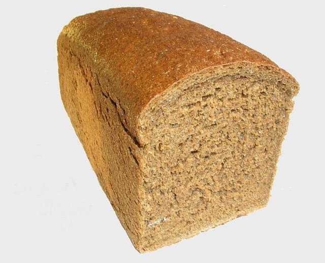 půlka chleba