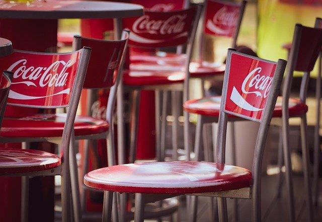 reklamní židle